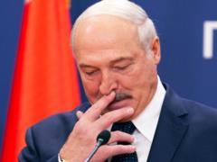 """Лукашенко заявил об открытии """"фронта"""" против Украины"""