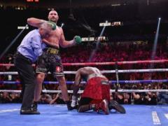 Фьюри обошел Усика и стал первым в рейтинге супертяжеловесов по версии BoxRec